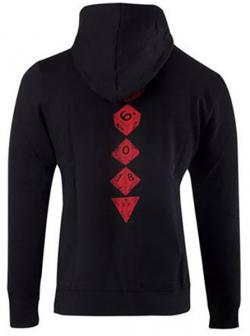 Hooded Sweater Wizards The Dices