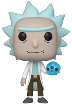 Rick with Crystals Pop! Vinyl Figure