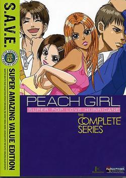 Peach Girl Complete Series