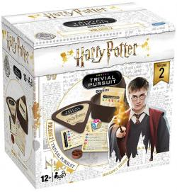 Harry Potter Trivial Pursuit Bitesize Edition Vol 2