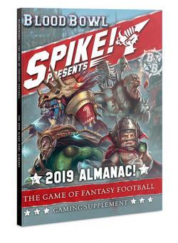 Spike! Presents: The 2019 Almanac!