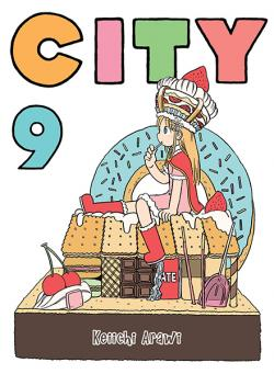 City, 9