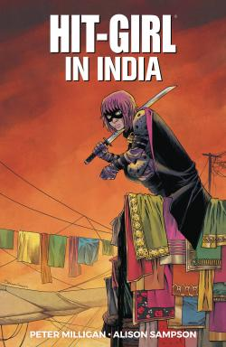 Hit-Girl Vol 6: Hit-Girl in India