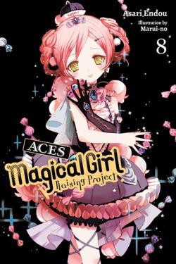 Magical Girl Raising Project Light Novel 8