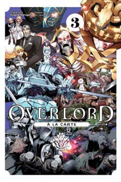 Overlord A La Carte Vol 3