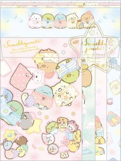 Sumikkogurashi Letter Set: Slumber Party