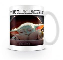 When Your Song Comes On The Child Coffee Mug