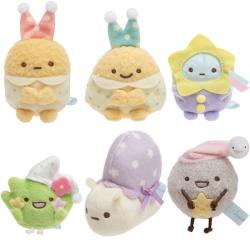 Sumikkogurashi Plush Mini: Slumber Party