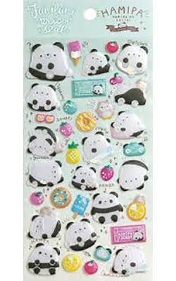 Hamipa Stickers: Funifuni Prism Seal