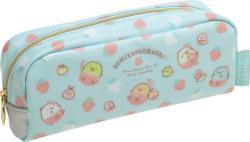 Sumikkogurashi Pen Case: Strawberry Fair
