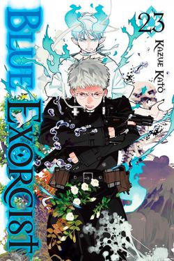 Blue Exorcist Vol 23