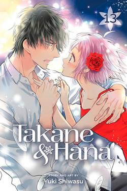 Takane & Hana Vol 13