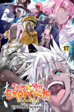 Twin Star Exorcists Onmyoji Vol 17