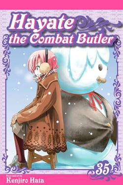 Hayate The Combat Butler Vol 35
