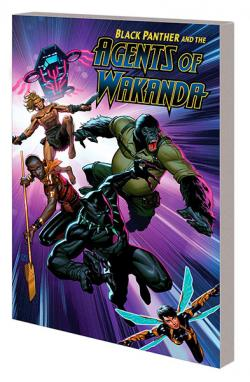 Black Panther and the Agents of Wakanda Vol 1