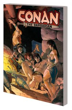 Conan the Barbarian Vol 2: The Life and Death of Conan Book 2