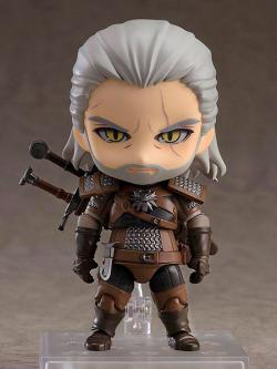 Nendoroid The Witcher 3: Wild Hunt Geralt Heo Exclusive