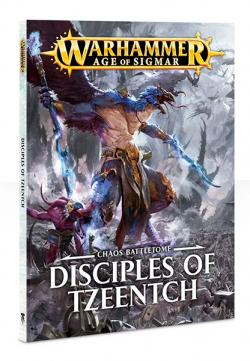 Chaos Battletome: Disciples of Tzeentch