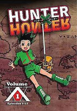 Hunter X Hunter Vol 1