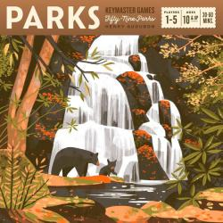 Parks - Board Game