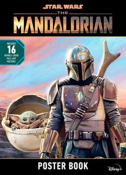 Star Wars The Mandalorian Poster Book
