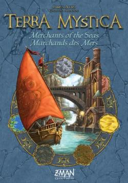 Terra Mystica - Merchants of the Sea
