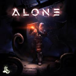 Alone - A Sci-Fi Survival Horror / Dungeon Crawler Board Game
