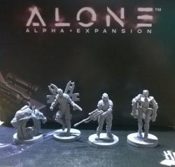 Alone - Expansion Alpha