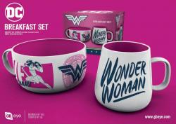 Wonder Woman Breakfast Set Brave