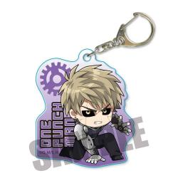 Action Series Acrylic Key Chain Genos B