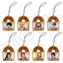 Rubber Strap Collection Donuts