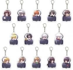 Acrylic Key Chain 02 With Me
