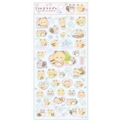 Kokoro Araiguma Stickers