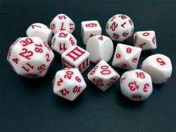 Hugh`s Weird Dice (Limited)