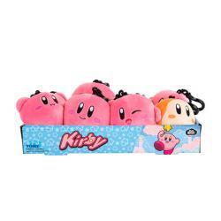 Kirby Mocchi-Mocchi Clip On Plush Hanger 10 cm