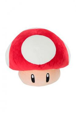 Mario Kart Mocchi-Mocchi Plush Figure Super Mushroom 40 cm