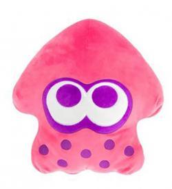 Mocchi-Mocchi Plush Figure Mega Pink Neon Squid 32 cm