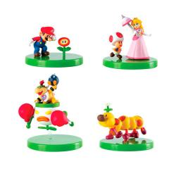 Super Mario Buildable Figures Mystery Pack