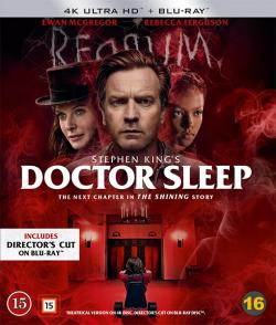 Doctor Sleep (4K Ultra HD+Blu-ray)