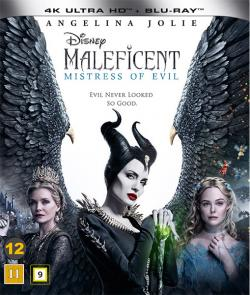 Maleficent 2: Mistress Of Evil (4K Ultra HD+Blu-ray)