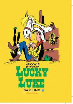 Lucky Luke - Samling 3