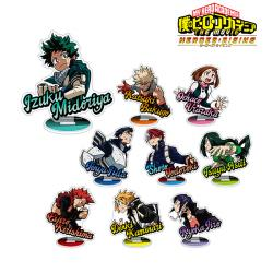 Heroes: Rising Trading Acrylic Stand