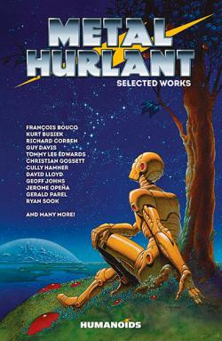 Metal Hurlant Selected Works