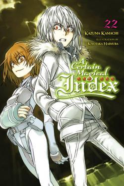 A Certain Magical Index Light Novel 22