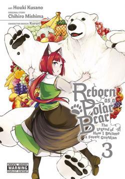Reborn as a Polar Bear Vol 3
