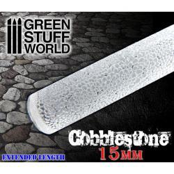 Rolling Pin Cobblestone 15mm Scale