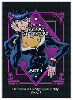 Jojo's Bizarre Adventures Set 4: Diamond is Unbreakable Part 1