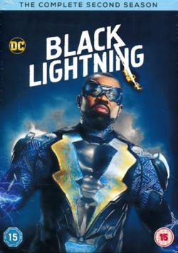 Black Lightning, The Complete Second Season
