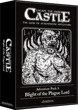 Escape the Dark Castle Expansion - Blight of the Plague Lord