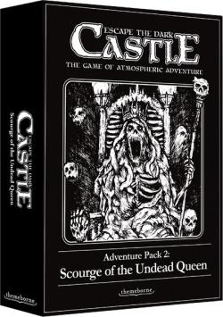 Escape the Dark Castle Expansion - Scourge of the Undead Queen